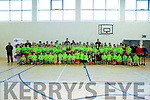 Kieran Donaghy MD Sports Basketball Camp at John Mitchels Gaa Sports Complex on Friday