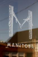 Restaurant Manitoba dans le quartier Mile-ex sur Montreal, Canada.<br /> <br /> <br /> Photo : Pierre Roussel - Agence Quebec Presse