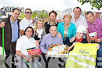 At the launch last Friday of the Flavour of Killorglin which will be held on Saturday 7th July in Killorglin was front row l-r: Sara Sanchez-Paster, Seamus Kerrisk, Patricia Teahan. Back row: Alberto Mendoza, Daniele Jiovannelli, Antoinette Jiovannelli, Rob O'Reilly, Mary Slattery, Donal O'Sullivan and Peter Clifford..