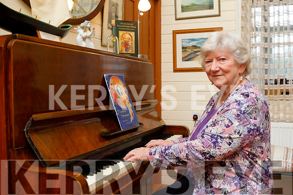 Sheila Mulcahy, from Cloghane, at her home.