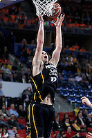Herbalife Gran Canaria's Spencer Nelson during Spanish Basketball King's Cup semifinal match.February 07,2013. (ALTERPHOTOS/Acero) /NortePhoto