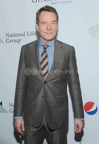 New York, NY- May 16: Bryan Cranston attends the 80th Annual Drama League Awards Ceremony and luncheon at the Marriot Marquis Times Square on May 16, 2014 in New York City. Credit: John Palmer/MediaPunch