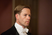 The King's Speech (2010) <br /> Guy Pearce  <br /> *Filmstill - Editorial Use Only*<br /> CAP/MFS<br /> Image supplied by Capital Pictures