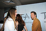Brooke Shields and Will Chase at TAO Downtown Grand Opening NYC on September 28, 2013 in New York City, New York.  (Photo by Sue Coflin/Max Photos)