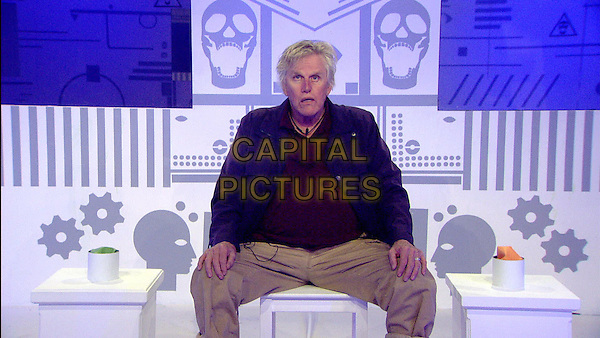 Gary Busey		<br /> in Celebrity Big Brother - Summer 2014 (Day 9)<br /> *Editorial Use Only*<br /> CAP/NFS<br /> Image supplied by Capital Pictures