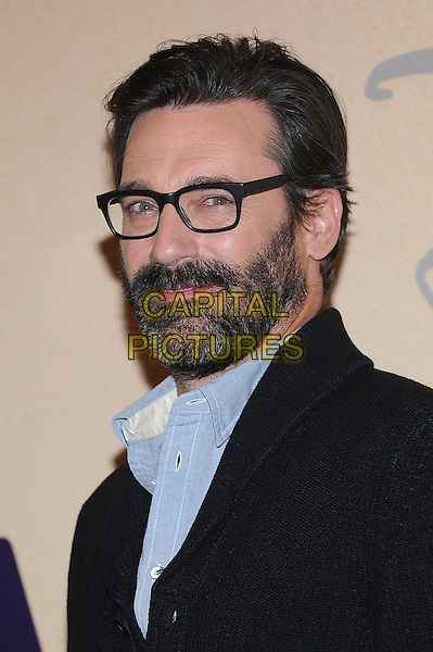LONDON, ENGLAND - AUGUST 20: Jon Hamm attends the Gala Screening of Million Dollar Arm at the Mayfair Hotel on August 20, 2014 in London, England.<br /> CAP/BEL<br /> &copy;Tom Belcher/Capital Pictures