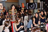 Jessie J bei einem Promotionevent für 'Make Up For Ever' im Hotel Grand Ginza. Tokio, 20.07.2017