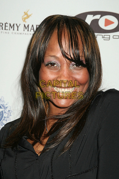 TERRA MENYONE .2nd Annual Celebrity Poker Tournament Benefiting The Urban Health Institute at the Playboy Mansion, Holmby Hills, California, USA..April 28th, 2007.headshot portrait .CAP/ADM/BP.©Byron Purvis/AdMedia/Capital Pictures