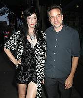 NEW YORK CITY, NY - August  01, 2012: Jesse Peretz at the screening of 'Celeste and Jess Forever' at the Sunshine Landmark Theater in New York City. © RW/MediaPunch Inc. /NortePhoto.com<br /> <br /> **SOLO*VENTA*EN*MEXICO**<br />  **CREDITO*OBLIGATORIO** *No*Venta*A*Terceros*<br /> *No*Sale*So*third* ***No*Se*Permite*Hacer Archivo***No*Sale*So*third*