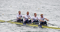 Caversham. Berkshire. UK<br /> GBR M4-. Bow Alex GREGORY, Mo SBHI, George NASH abd Constantine LOULOUDIS.<br /> 2016 GBRowing European Team Announcement,  <br /> <br /> Wednesday  06/04/2016 <br /> <br /> [Mandatory Credit; Peter SPURRIER/Intersport-images]