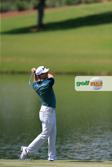 Chris Stroud (USA) during round 1of the Players, TPC Sawgrass, Championship Way, Ponte Vedra Beach, FL 32082, USA. 12/05/2016.<br /> Picture: Golffile | Fran Caffrey<br /> <br /> <br /> All photo usage must carry mandatory copyright credit (&copy; Golffile | Fran Caffrey)