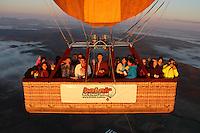 20150817 August 17 Hot Air Balloon Gold Coast