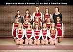 2013 Middle School Cheer