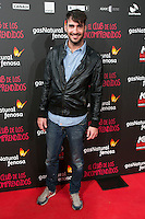 Isaac Rodriguez attend the Premiere of the movie &quot;El club de los incomprendidos&quot; at callao Cinema in Madrid, Spain. December 1, 2014. (ALTERPHOTOS/Carlos Dafonte) /NortePhoto<br />