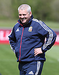 British & Irish Lions Training