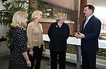 Monmouth Medical Center Check Presentation to Habitat For Humanity