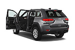 Car images close up view of a 2015 Jeep Grand Cherokee Laredo 5 Door SUV doors