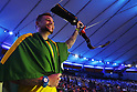 Spectator,<br /> SEPTEMBER 7, 2016 : Opening Ceremony at Maracana <br /> during the Rio 2016 Paralympic Games in Rio de Janeiro, Brazil. <br /> (Photo by Shingo Ito/AFLO)