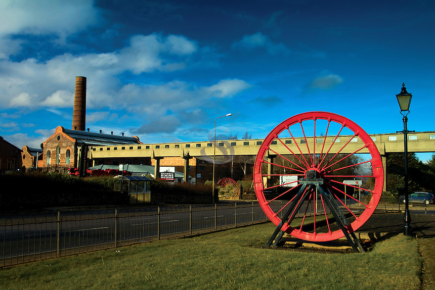 The National Mining Museum Scotland, Newtongrange, Midlothian