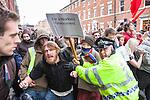 31/10/2009 EDL Demo Leeds