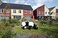 Social House at Hoogvliet in  Rotterdam
