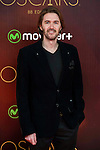 Manuel Velasco attends to the photocall before the cocktail of the night of the Oscar of Movistar+ at Gran Teatro Principe Pio in Madrid. February 28, 2016. (ALTERPHOTOS/BorjaB.Hojas)