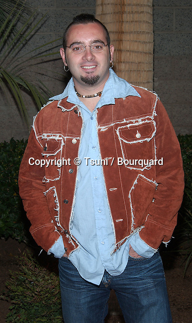 Chris Kirkpatrick arrives at the 2002 Fox Billboard Music Awards held at the MGM Grand Hotel in Las Vegas, NV., December 9, 2002.          -            KirkpatrickChris02.jpg