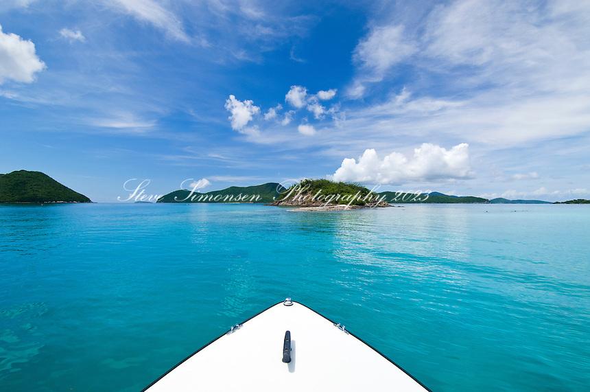 Waterlemon Cay<br /> Leinster Bay<br /> Virgin Islands National Park<br /> St. John<br /> U.S. Virgin Islands