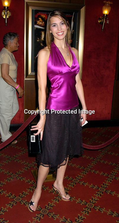 "Christy Carlson Romano..at the World Premiere of ""King Arthur"" on June 28, 2004 at ..the Ziegfeld Theatre. ..Photo by Robin Platzer, Twin Images"