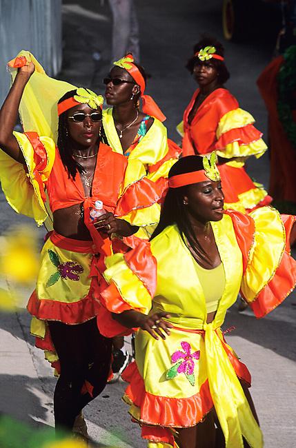 Mardi Gras Carnival, The Bottom, Saba
