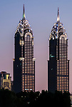 Business Central Twin Towers, Dubai Media City, United Arab Emirates