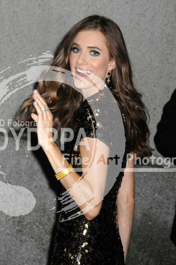 Allison Williams attends the Fashion Group International's Night of Stars at Cipriani Wall Street on October 22, 2015 in New York City, USA.