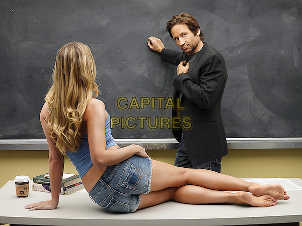 DAVID DUCHOVNY .in Californication (Season 3) .*Filmstill - Editorial Use Only*.CAP/FB.Supplied by Capital Pictures.