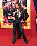 Steven Tyler at Warner Bros. Pictures' L.A Premiere of  The Incredible Burt Wonderstone held at The Grauman's Chinese Theater in Hollywood, California on March 11,2013                                                                   Copyright 2013 Hollywood Press Agency