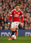 Guillermo Varela of Manchester United during the Emirates FA Cup match at Old Trafford. Photo credit should read: Philip Oldham/Sportimage