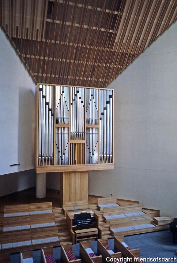 New York: Citicorp--St. Peter's Choir. Hugh Stubbins & Assoc., 1977.