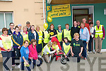 Charity Walk : Members of the Listowel branch of the Kerry Hospice pictured outsde St, Patricks Hall prior to their Annual walk on Good Friday last.