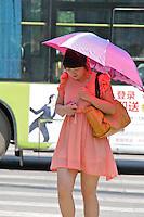Umbrellas and other paraphernalia