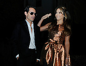 """Washington, DC - October 13, 2009 -- Performers Marc Anthony (L) and Jennifer Lopez attend a White House Music Series """"Fiesta Latina"""" on the South Lawn of the White House in Washington on Tuesday, October 13, 2009..Credit: Alexis C. Glenn / Pool via CNP"""