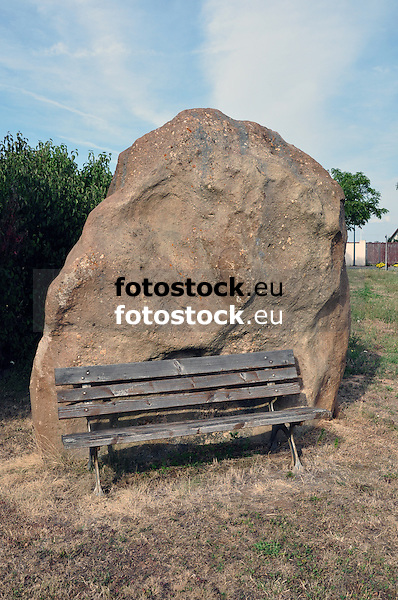 Menhir von Nack
