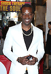 JL Williams.attending the opening night of the Broadway limited engagement of 'Fela!' at the Al Hirschfeld Theatre on July 12, 2012 in New York City.