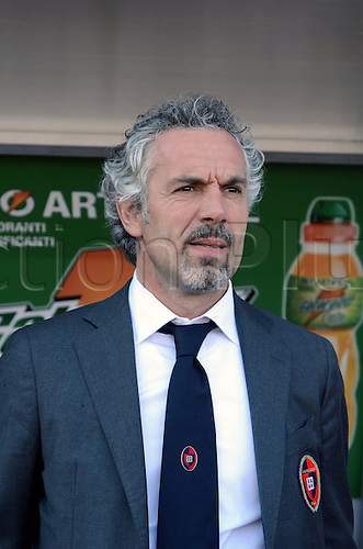 Roberto Donadoni (Cagliari), MARCH 6, 2011 - Football : Italian  Series A  match between Bologna 2-2 Cagliari at Renato Dall'Ara Stadium in Bologna, Italy.
