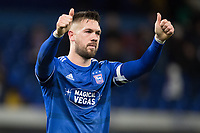 Luke Chambers of Ipswich Town gives the thumbs up following victory during Ipswich Town vs Accrington Stanley, Sky Bet EFL League 1 Football at Portman Road on 11th January 2020