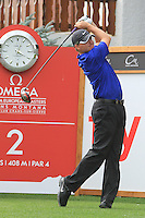 James Morrison (ENG) on the 11th on the 1st day of the Omega European Masters, Crans-Sur-Sierre, Crans Montana, Switzerland..Picture: Golffile/Fran Caffrey..