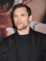 WESTWOOD, CA - FEBRUARY 05: Ed Skrein attends the Premiere Of 20th Century Fox's 'Alita: Battle Angel' at Westwood Regency Theater on February 05, 2019 in Los Angeles, California.<br /> CAP/ROT/TM<br /> ©TM/ROT/Capital Pictures