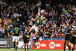HSBC Hong Kong Sevens 2018 Bronze Medal Final match between South Africa and New Zealand on 08 April 2018 in Hong Kong, Hong Kong. Photo by Marcio Rodrigo Machado / Power Sport Images