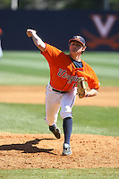 Virginia Cavalier baseball at the University of Virginia in Charlottesville, VA. Photo/Andrew Shurtleff.