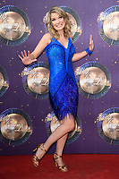 Charlotte Hawkins<br /> at the launch of the new series of &quot;Strictly Come Dancing, New Broadcasting House, London. <br /> <br /> <br /> &copy;Ash Knotek  D3298  28/08/2017