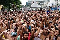 SAO PAULO, SP, 23.02.2014 ANIVERSÁRIO 50 ANOS BAIRRO DO JABAQUARA - Público, durante apresentçao do aniversário de 50 anos do bairro do Jabaquara , na tarde deste domingo, 23 na zona sul da cidade de São Paulo. (Foto: Andre Hanni /Brazil Photo Press).