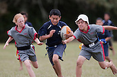 Counties Manukau Primary School Rippa Rugby Day held at Mountfort Park, Manurewa, on Tuesday April 7th, 2009.